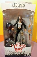 MARVEL LEGENDS TYPHOID MARY (MONSTER VENOM BAF WAVE) COMPLETE your set.
