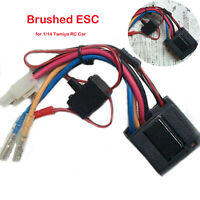 Brushed ESC TEU-101BK Over-current protection Repair Part for 1/14 Tamiya RC Car