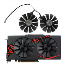 Fan For ASUS AREZ GeForce GTX 1060 1070 GAMING OC Graphics Video Card T129215SU