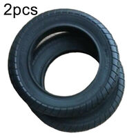 A Pair 10-inch Tires Replace Fit For Xiaomi M365/187 Scooter Black Attachments