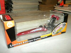 ACTION RACING COLLECTIBLES of AMERICA TRAVERS BLAINE JOHNSON 1996 1/64 DRAGSTER