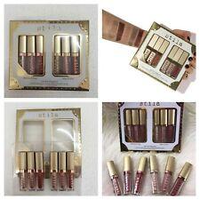 STILA Eye for Elegance Liquid Glitter & Glow Eye Shadow Set 6Pcs Free Shipping