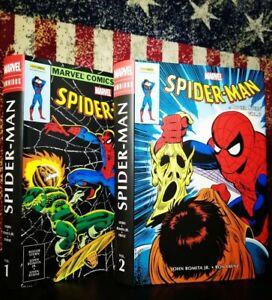 Omnibus Spider-Man Di Roger Stern Volumi 1 e 2 - Nuovi