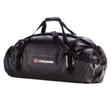 Caribee Expedition Waterproof Black 80L Wet Roll Gear Bag