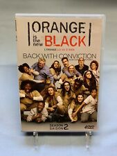 Orange Is the New Black: Season Two (DVD, 2015, Canadian)