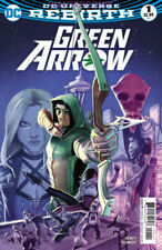 GREEN ARROW #1 SOLD OUT DC COMIC BOOK JUNE 2016 REBIRTH OLIVER QUEEN NEW