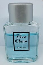 🔥 Cool Ocean Pour Home For Men 1.7 oz Inspired Cool Water 75% Full