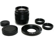 Fujian 50mm F1.4 TV Cine Lens for Micro BMPCC M4/3 MTF Panasonic Olympus cameras