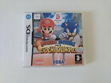 Mario e Sonic ai Giochi Olimpici Nintento DS in Italiano