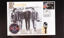 U2 ROCK n ROLL HALL OF FAME INDUCTEE COVER