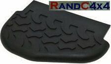 DA4818 Land Rover Defender Folding Rear Step Tread Plate Rubber Cover 90 110 130