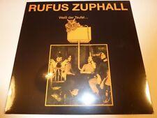 RUFUS ZUPHALL - Weiß der Teufel ***Vinyl-LP***NEW***sealed***