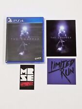 Limited Run Games #38: THE SWAPPER PS4 (PlayStation 4) + Postcard, Sticker