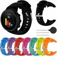 Deportes Silicona Strap Correa Banda Pulsera Para Suunto Spartan Ultra GPS Reloj