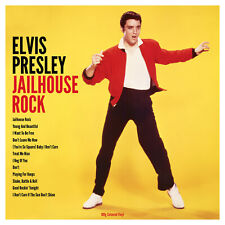 ELVIS PRESLEY - JAILHOUSE ROCK - NEW & SEALED COLOURED VINYL LP !!