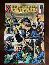 Epic Battles of The American Civil War Comic Book Series
