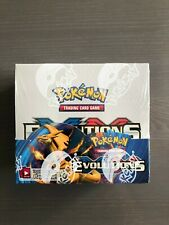 Pokemon XY Evolutions Booster Box - MINT Zustand - original verschweißt!