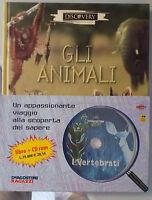 Gli animali, con CD - DeAgostini Ragazzi - 1999 - G