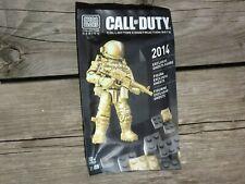 Call of Duty Ghosts Exclusive Mega Bloks Figure Set 99694 23 PCS LOOK DESC. E4