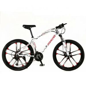MTB Mountainbike 26 Zoll 21 Gang Fahrrad Federgabel Scheibenbremsen Neue B Ware