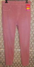 Medium M SPANX Jean-ish Leggings 20018R Ankle Tummy Shaping Rose Blush NWT $98