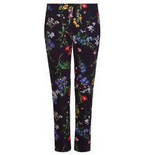 Hobbs Josefina Khaki//Navy Trousers Various Sizes RRP £89.