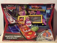 Disney Pixar Cars 2 Photo Finish Raceway Track Set