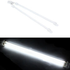 Lot2 Car White Undercar Underbody Neon Kit Lights CCFL Cold Cathode PC Bright 6""