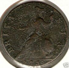 UK, Great Britain - 1734 GEORGE II  - Half Penny - #3