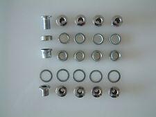 Suntour XC Comp Pro Kurbel Schrauben Crankset screws bolts set