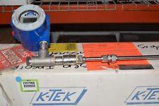 K-TEK AT100S/55/TW/A/SW1/X/H1/M25/X/FM/CF/46'' LEVEL TRANSMITTER, AT100