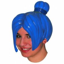 Blue Unisex Adult Wigs & Hairpieces