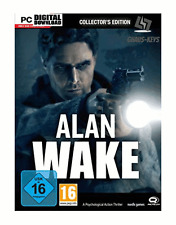 Alan Wake Collector's Edition Steam Key Pc Game Download Code
