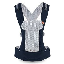 Beco Gemini Cool Adjustable Baby Carrier with Breathable 3D Mesh Line and Panel