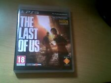 The Last Of Us - PS3 PlayStation 3 game. With manual. UK PAL. Fast dispatch!!