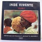 "33T INDE VIVANTE Vol 2 Disque Vinyl LP 12"" Francis DEBAISIEUX - DECCA 115.264 A"