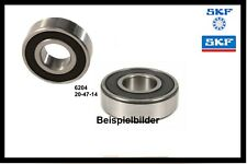 Vespa SKF 6204 Lager 20-47-14 Kugellager Hauptwelle Antriebswelle PX 150 Lusso