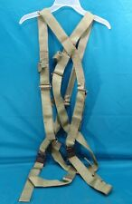 Aerial Tactical Combat Full Body Harness by Lifesaving Systems Corp