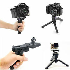 2 in1 Portable Mini Hand Grip Folding Tripod Stand for Gopro Hero 1 2 3 3+ 4