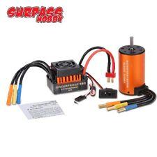 SURPASS 3660 3300KV Brushless Motor +60A ESC Combo für  1:10 RC Car HOT