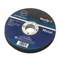 "Bluespot 75mm (3"") Metal Cutting Disc - Discs Thin Steel Air Cut Off Slitting"