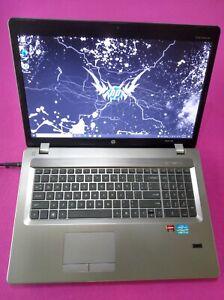 HP Probook 4730s laptop Intel I7-2760qm 2.4-3.5ghz 8GB ram 128GB SSD AMD 7470m