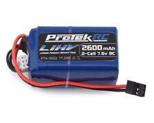 ProTek RC HV LiPo Hump Receiver Battery Pack (7.6V/2600mAh) - PTK-5502