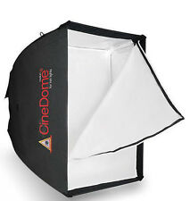 "Photoflex CineDome pro Softbox - Small - 16x22"" (41x56cm) FV-CD1S für Filmlicht"