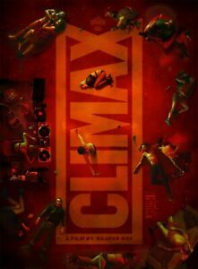 Y249 Climax Movie Gaspar Noé Sofia Boutella Art Sikl Poster Custom 36 32x48inch