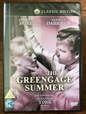 THE GREENGAGE SUMMER aka LOSS OF INNOCENCE ~ 1961 British Classic | UK DVD