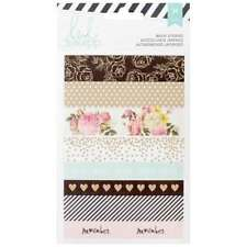Heidi Swapp 3 Sheets Memory Planner Washi Stickers