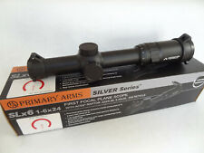 Primary Arms Slx 1-6x24mm Ffp Rifle Scope - Illuminated Acss 5.56/.308 Reticle