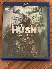 DCU BATMAN HUSH BLU-RAY
