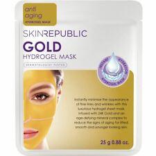 Skin Republic Anti-Aging Gold Hydrogel Face Mask Sheet